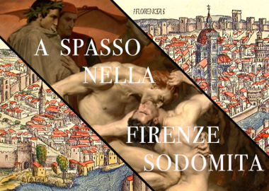 Firenze Sodomita copertina wlog tpride