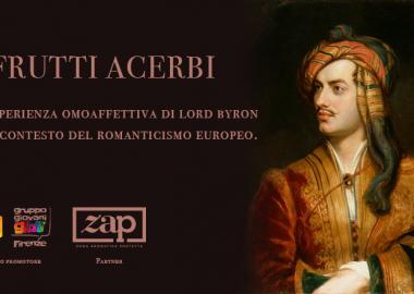 Lord Byron 23 Maggio con TP