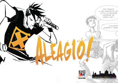 Aleagio cover
